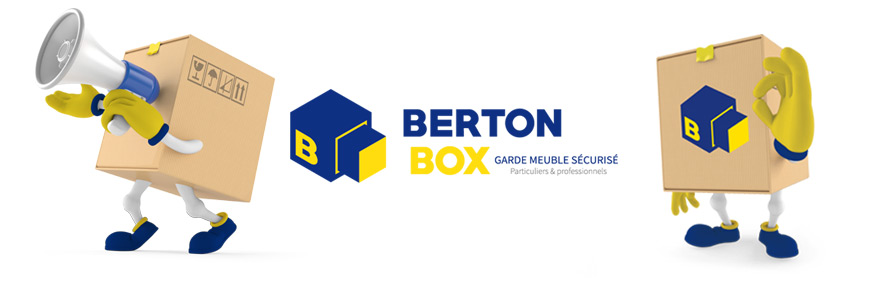 location de box à Blois